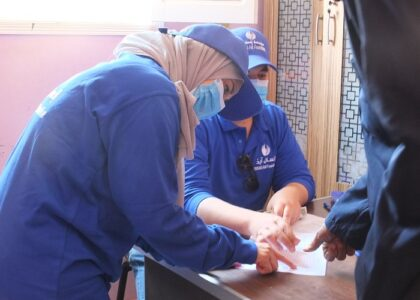 The Cash Transfer project (To reduce the effects of coronavirus)