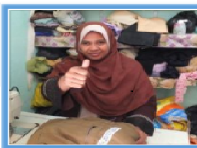 Wafa has become dependent on her project to provide a decent life for her and her children